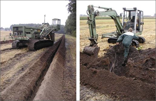 Etwas Neues genug Laurinat Kultur- und Tiefbau GmbH - Drainagebau - #HJ_47
